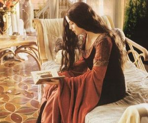 book, LOTR, and arwen image
