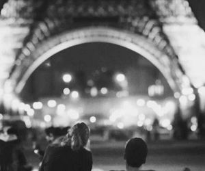 boy, couple, and france image