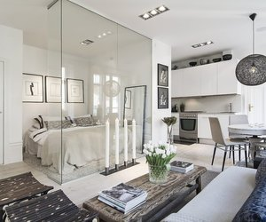 interior, design, and bedroom image