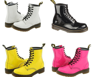 boots, doc, and martens image