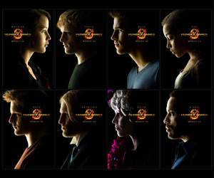 hunger games, the hunger games, and gale image