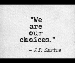 quote, choice, and couple image