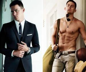 Hot, sexy, and channing tatum image