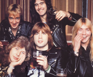 iron maiden and heavy metal image