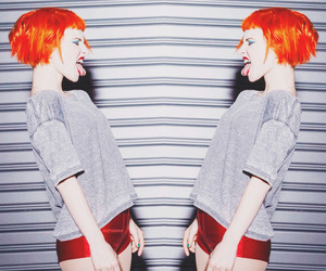 hayley williams, paramore, and perfect image