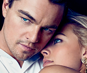 leonardo dicaprio and margot robbie image