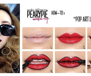 lips and pearypie image
