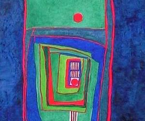 abstract, art, and childhood image