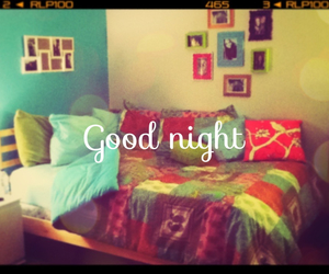 beautiful, bed, and colours image