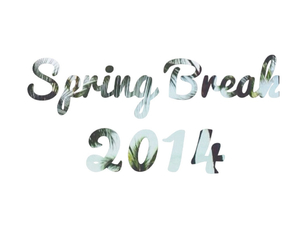 overlay and spring break image