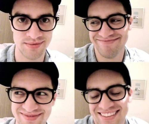 brendon urie and panic at the disco image