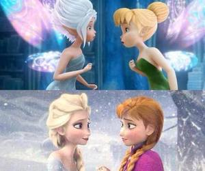 disney, sisters, and fairy image
