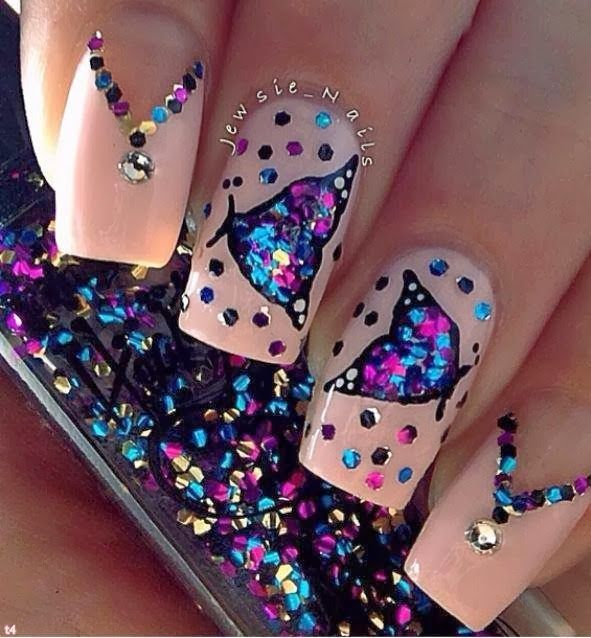 Image In Nail Art Obsession Collection By Creative 1