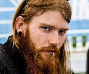 beard and ginger image
