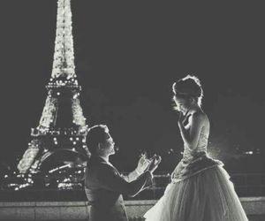 love., paris., and romance. image