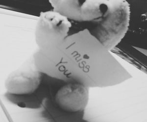 helpless, miss you, and teddy image
