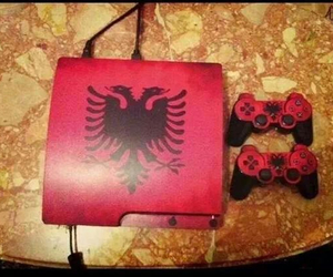 ps3, albania, and love image
