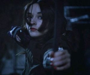 teen wolf, allison argent, and archery image