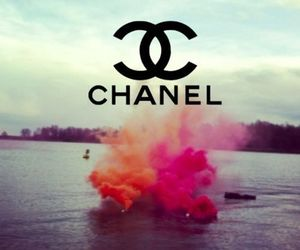 chanel and pink image