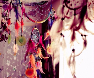 dreamcatcher, inspire, and hipster image