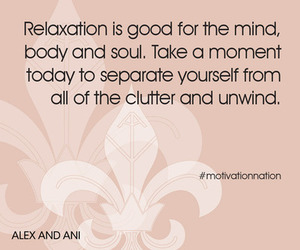 body, relaxing, and mind image