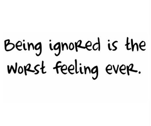 quote, worst, and ignored image
