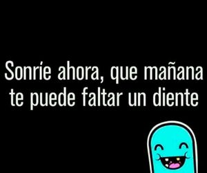 smile, frases, and lol image