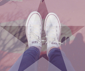 all star, clothes, and converse image