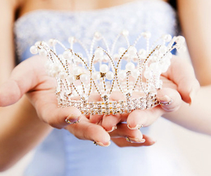 crown and cute image