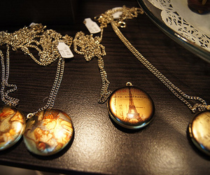 necklaces and photography image