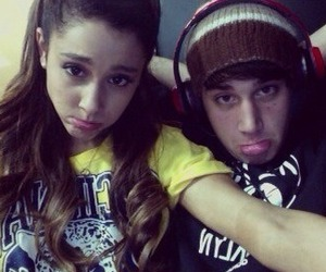 ariana grande, jai brooks, and couple image