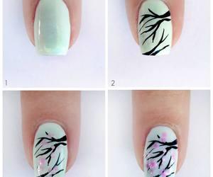 nails, tutorial, and arizona image