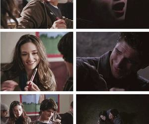 teen wolf, scallison, and allison argent image