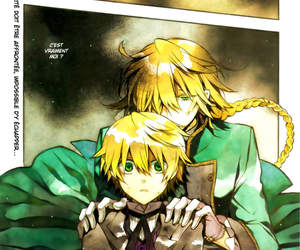 pandora hearts, manga, and Oz image