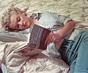 beautiful, livros, and Marilyn Monroe image