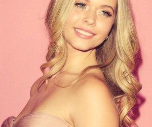 actress, beauty, and fashion image