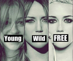 young wild free image