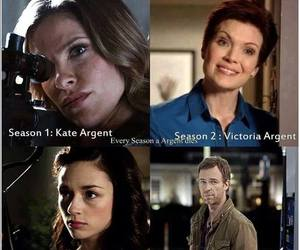 teen wolf, chris argent, and victoria argent image