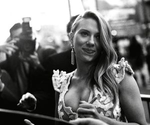 beautiful, celebrity, and Scarlett Johansson image