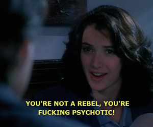 Heathers, grunge, and movie image