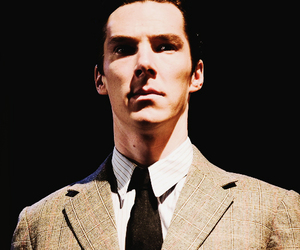 handsome, sherlock, and theatre image