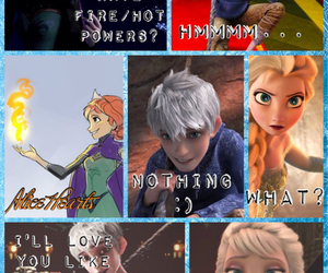 :), frozen, and same image