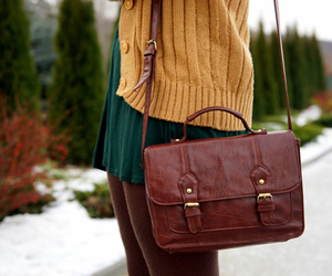 fashion, bag, and indie image