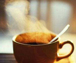chill and coffee image