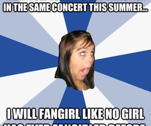 fangirl, 1d, and 5sos image