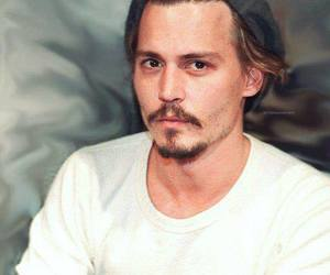 beautiful, johnny depp, and sexy image