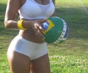 sexy and football image
