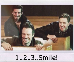 123, hook, and smile image