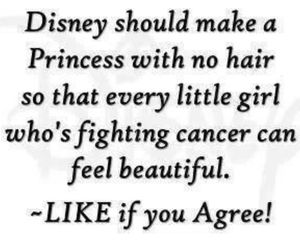 cancer, disney, and should image