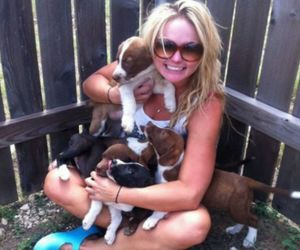 country, dogs, and Miranda Lambert image